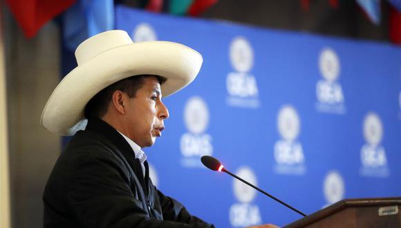 El presidente Castillo se encuentra en Estados Unidos cumpliendo con una importante agenda internacional. (Presidencia)