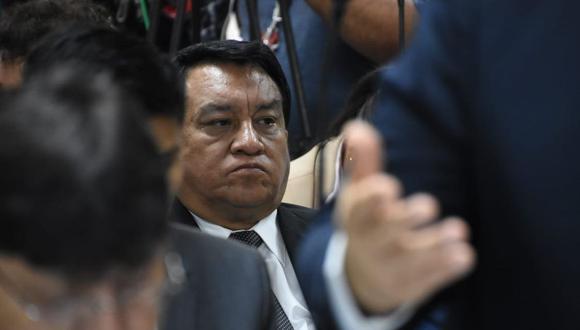 José Luna Gálvez es investigado por presunto lavado de activos junto a Luis Castañeda Lossio. (Foto: Poder Judicial)