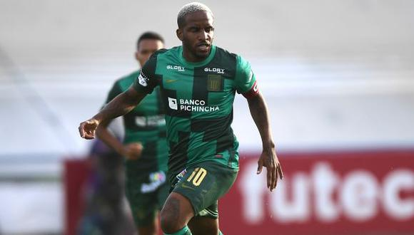 Jefferson Farfán se pronunció por la lesión de Miguel Cornejo. (Foto: Liga Profesional de Fútbol)