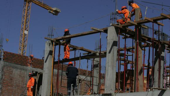 El sector construcción es es uno de los más afectados por la paralización de las actividades económicas. (Foto: GEC)