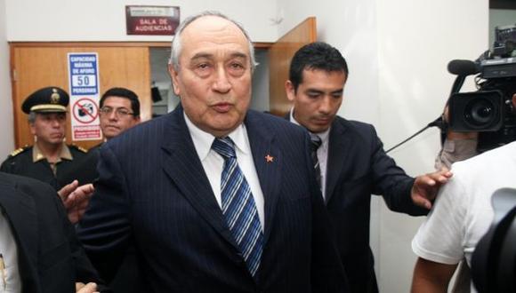 Mantilla contó lo que López Meneses le dijo en prisión. (USI)