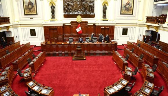 El Pleno del Congreso reanudará actividades y podría aprobar una polémica propuesta. (Congreso).