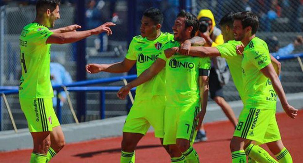 Atlas vs. Lobos BUAP chocan por el Clausura de Liga MX. (Foto: Atlas)