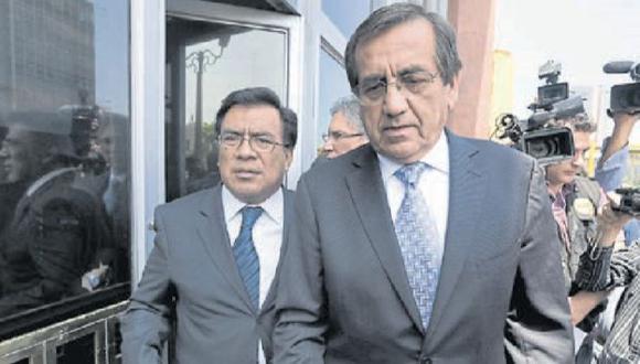 En algo. Jorge del Castillo dijo que sí coincide con la autonomía. (Perú21)