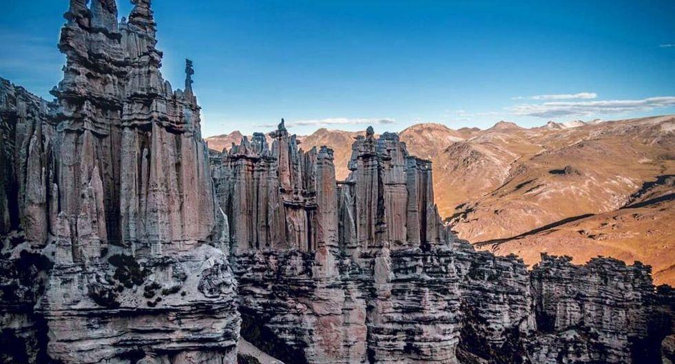Esta maravillosa localidad se encuentra a más de 4 mil m.s.n.m. (Foto: Bien Taypá)