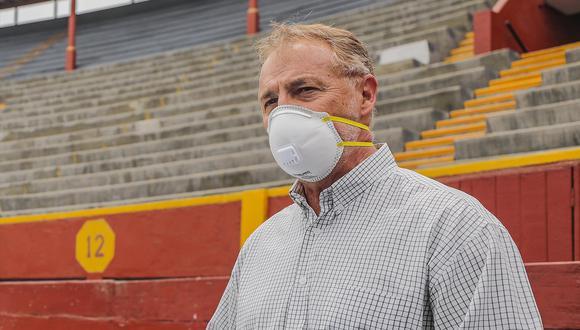 Alcalde de Lima dijo que se deben evaluar necesidades de la capital frente a la pandemia. (Foto: Municipalidad de Lima)