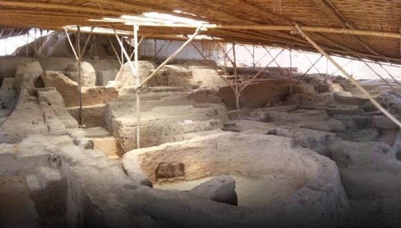 Ventarrón antecedió a las culturas Sipán y Sicán. (Andina)
