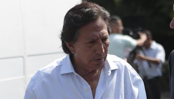 Alejandro Toledo se encuentra prófugo y pesa sobre sus hombros una prisión preventiva. (USI)