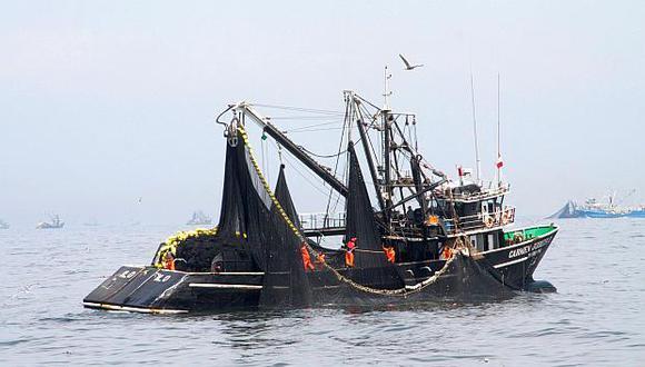 Produce había fijado una cuota de 2.1 millones para la segunda temporada de pesca de anchoveta. (Foto: GEC)