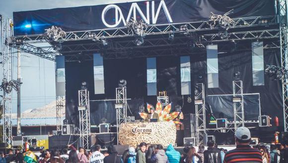 Omnia Music Festival se muda al Cusco para su segunda edición. (Facebook/OMNIAMusicFestival)