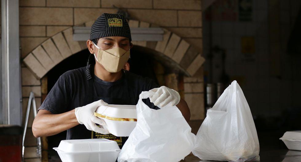 Coronavirus Perú | Delivery | Aprueban protocolo sanitario para ...