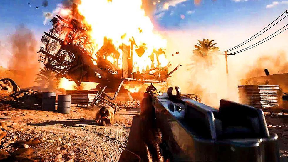 La acción estará presente en todo momento en la nueva entrega del FPS de EA y DICE.