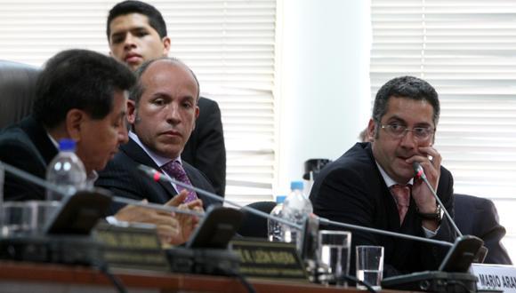 Testigo. El chileno Mario Aranda dio detalles desconocidos de la venta de oficina que fue pagada con montos provenientes de Costa Rica. (Nancy Dueñas)