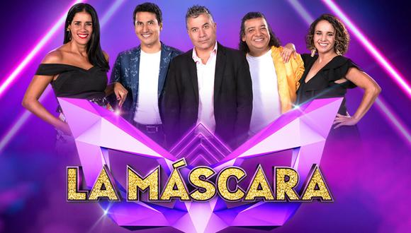"""""""La Máscara"""" presenta su esperada semifinal este sábado. (Foto: Latina)"""