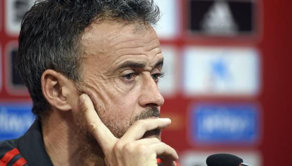 Luis Enrique es entrenador de la selección de España desde noviembre del 2019. (Foto: AFP)