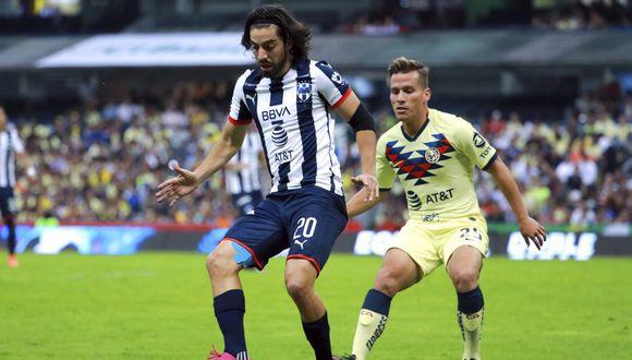 América, máximo ganador de títulos ligueros del fútbol mexicano, buscará su decimocuarta consagración ante Monterrey, que se coronó en cuatro oportunidades previas. (Foto: AFP)