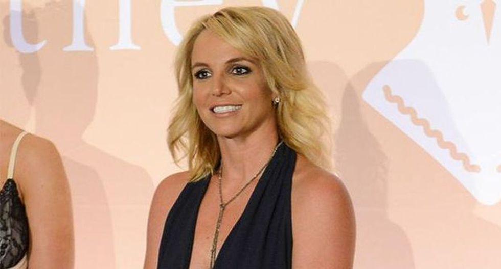 Britney Spears también fue internada en un hospital psiquiátrico en 2008. (Foto: EFE)