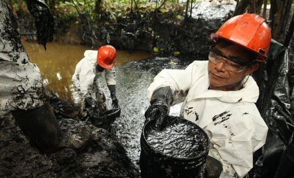 Petroperú: Fuga de crudo en Loreto habría sido originada por daño de terceros. (USI)