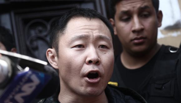 Kenji Fujimori es investigado por la presunta compra de votos. La Fiscalía pidió 12 años de prisión para él. (Foto: Geraldo Caso Bizama / GEC)