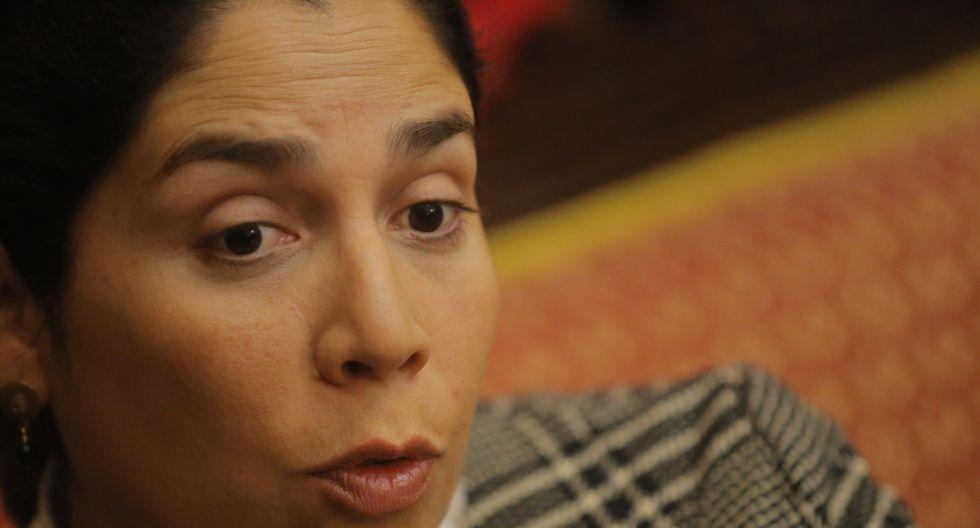 Congresista fujimorista Úrsula Letona dijo que reforma política tomará su tiempo. (Luis Centurión/Perú21)