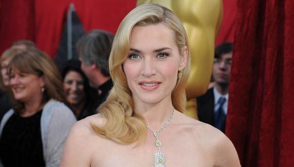 """Kate Winslet trabajó en películas como """"Titanic"""" y """"Sentido y Sensibilidad"""". (Foto: AFP)"""