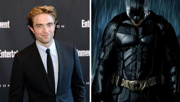 """The Batman"", con Robert Pattinson como protagonista, empezó su rodaje. (Foto: AFP)"