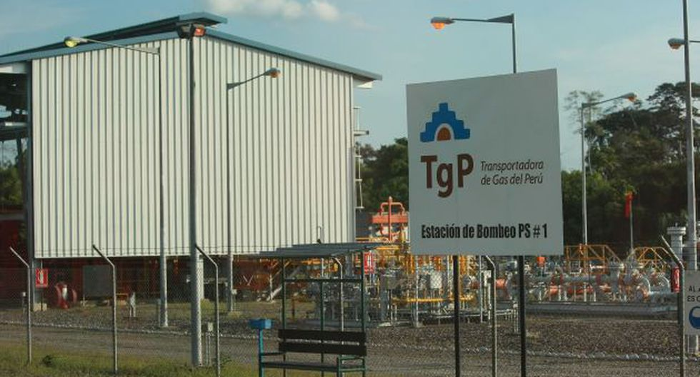 TGP es la empresa que transporta gas natural del yacimiento Camisea hasta la costa peruana. (USI)