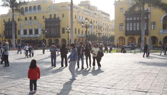 Brillo solar se apreciará en Lima esta semana. (USI)