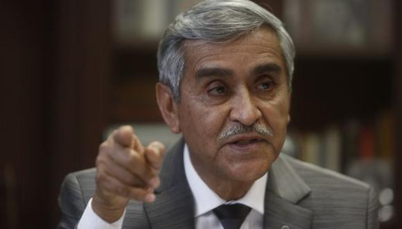 Presidente del Poder Judicial hace llamado a trabajadores a no paralizar sus labores.