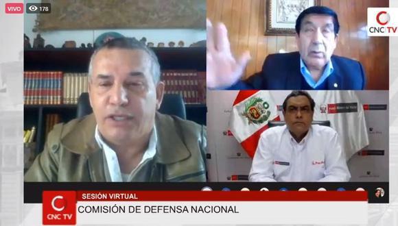Ministro del Interior, Jorge Montoya, ha sido citado a la comisión que preside Daniel Urresti (Congreso).
