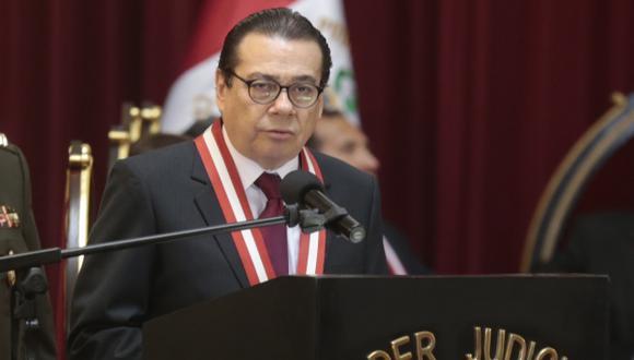 Enrique Mendoza pide presupuesto adicional.  (Mario Zapata)