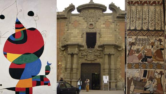 (Imagen proporcionada por el Museo de Arte de Lima// Fotografía de la Escuela Nacional Superior Autónoma de Bellas Artes del Perú// Perú21/ Renzo Salazar )