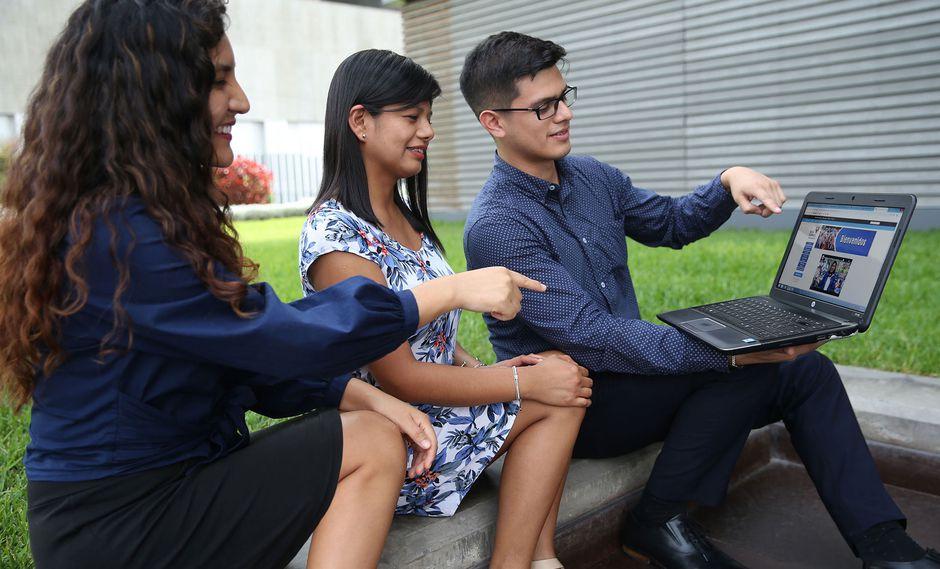 Lanzan primera comunidad virtual para futuros maestros del Perú. (Foto: Minedu)