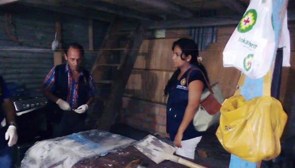Loreto: Detienen preliminarmente a la madre del niño que fue secuestrado y asesinado (MinisterioPúblico)