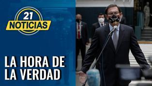 La hora de la verdad del presidente Martín Vizcarra