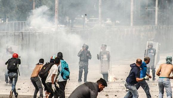 El informe de la ONU denuncia torturas, desapariciones y otros abusos a los Derechos Humanos durante las protestas antigubernamentales en Venezuela. (Getty)