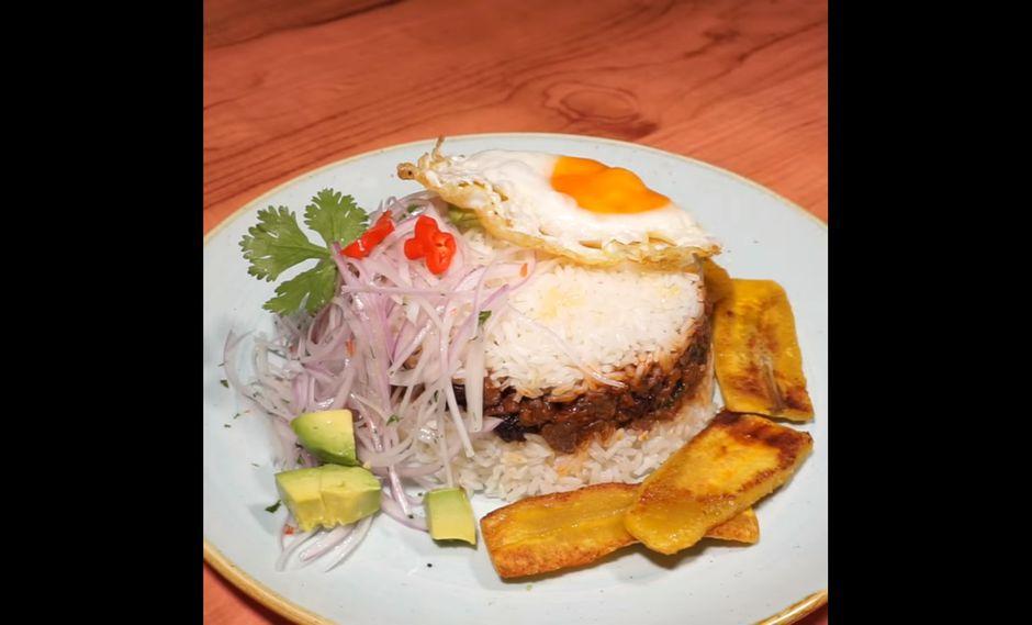 Para darle un 'crunch' especial, acompaña la receta con sarza de cebolla. (Foto: Acomer.pe)