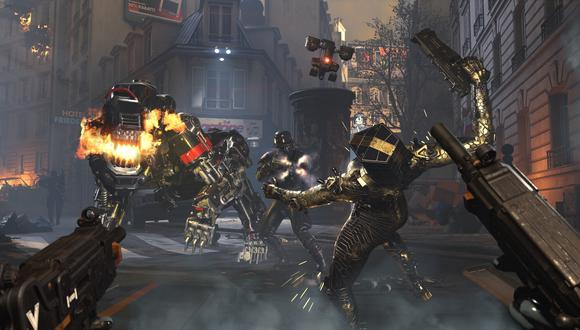 Bethesda lanzará 'Wolfenstein: Youngblood' a PS4, Xbox One, Switch y 'Cyberpilot' a PS VR y HTC Vive.
