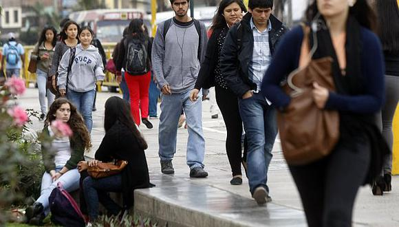 Daniel Mora se queja por falta de compromiso a la Ley Universitaria. (Perú21)