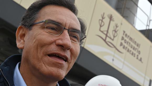 """""""¿En qué se parecen Batman y el Guasón a Vizcarra y los fujimoristas? ¿Y en qué nos parecemos los peruanos a los habitantes de ciudad Gótica?"""". (AFP)"""