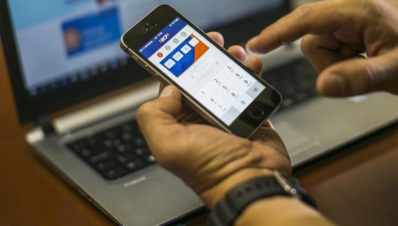 BCP pide a usuarios evitar el cash y en la medida de lo posible realizar sus operaciones a través de los canales digitales. (Foto: GEC)