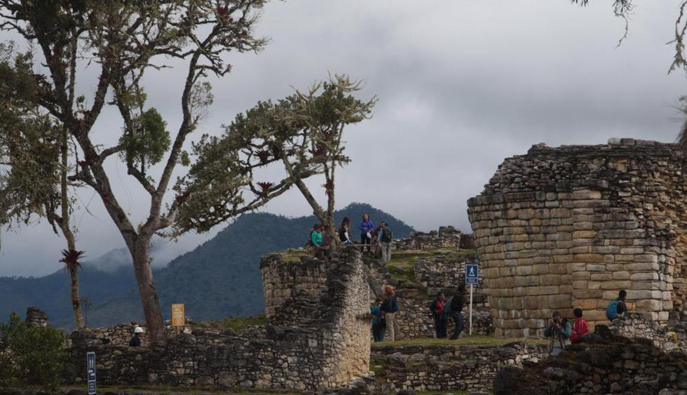 Zona Arqueológica de Kuelap en Amazonas. (USI)