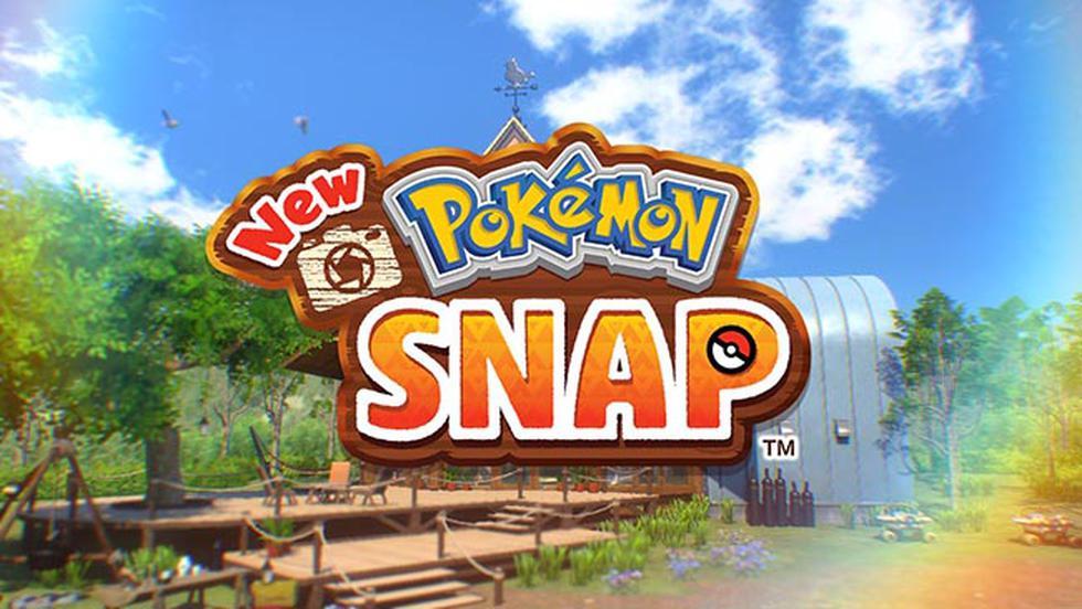 'New Pokémon Snap' ya se encuentra disponible en nuestro mercado.