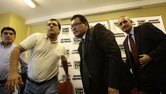 Kouri, antes vinculado al 'chuponeo' a Flores Nano, sancionó a Sotomayor por estar implicado en dicho delito. (Rafael Cornejo)