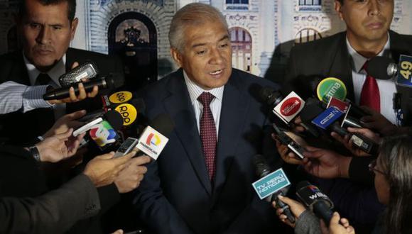Despacho de Pedraza dio la información en Twitter. (César Fajardo)