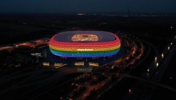 Alemania y Hungría se miden este miércoles en Allianz Arena por fecha 3 de la Eurocopa. (Foto: Agencias)
