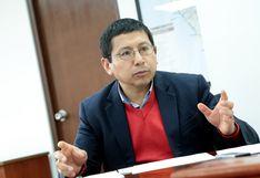 """Edmer Trujillo: He renunciado """"para evitar que se continúe desgastando al Gobierno"""""""