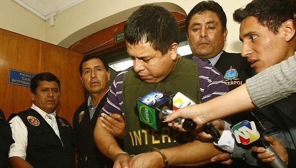 Extradición de Guillén Pimentel podría tardar hasta tres meses. (USI)