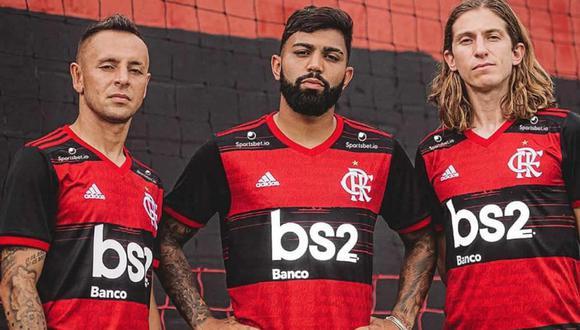 Plantel de Flamengo realizó entrenamientos, pese a que todavía no recibió la autorización para hacerlo. (Foto: Agencias / GEC)