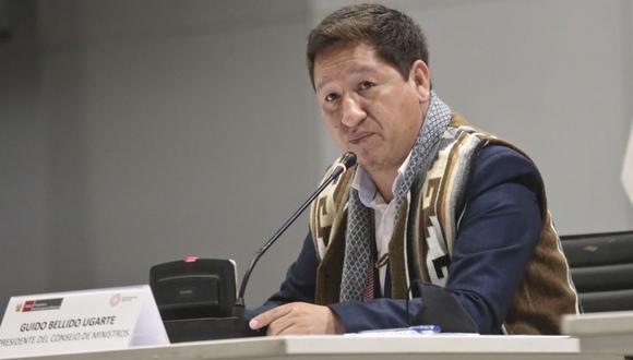 """Guido Bellido amenaza con """"nacionalizar"""" gas de Camisea si no se reparten utilidades a favor del Estado. (Foto: PCM)"""